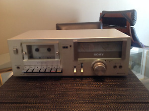 Sony TC-UC Stereo Cassette Deck