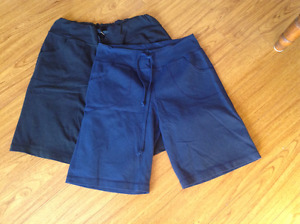 Two pairs of Lululemon shorts