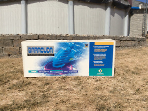 Barracuda  automatic Aboveground pool cleaner