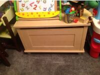 Mamas and papas toy box