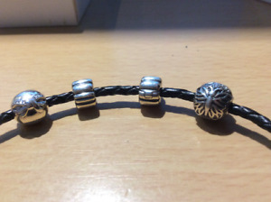 Pandora Charms, clips, bracelet - Discontinued, current