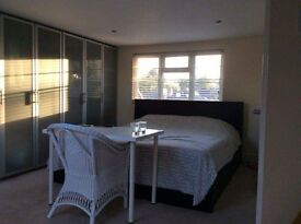 BIG EN-SUITE ROOM TO LET IN A 4 BED FLAT NEAR MIDDLESEX UNIVERSITY!
