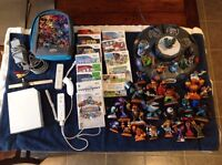 Skylanders and Wii Amazing Condition!
