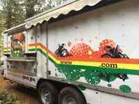 20' food trailer