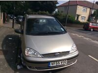 FORD GALAXY 1.9 TDDI DIESEL 7 SEATER LONG MOT PX WELCOME