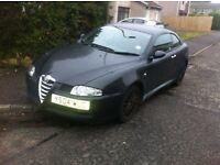 Alfa Romeo gt swap mx5 z3