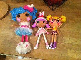 Kids la la loopsy dolls