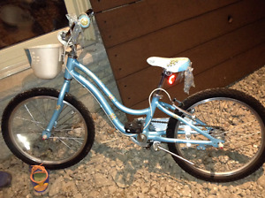"""Girls 16"""" bike in new condition for sale"""