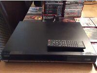 Toshiba HD DVD player with 65+ HD DVD's