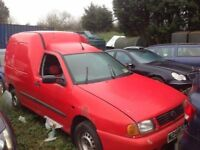 2003 Volkswagen Caddy 1.9 SDI + Audi A4 1.8 T Audi A3 Audi A6 Breaking All Parts Available