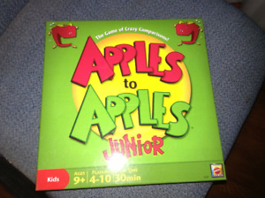 Apples to Apples game for sale