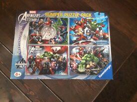 Avengers jigsaw