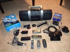 Sirius satellite radio kit!