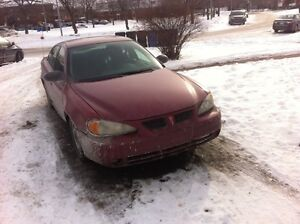 Pontiac grand am se 2005