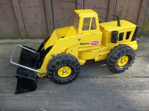 looking for yellow tonka trucks from 70's