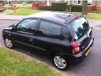 RENAULT CLIO 2007 58K MILES