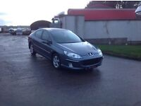24/7 Trade sales NI Trade Prices for the public 2008 Peugeot 407 2.0 HDI SE low miles 68.000