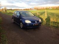 24/7 Trade sales NI Trade prices for the public 2005 Volkswagen Golf 2.0 SDI Blue 5 door Full mot