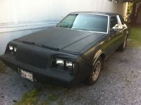For trade - 83 Buick Regal