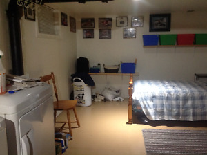 SINGLE BED LOWER HOUSE FOR RENT