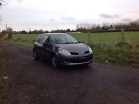 24/7 Trade sales NI Trade Prices for the public 2006 Renault Clio 1.4 Expression