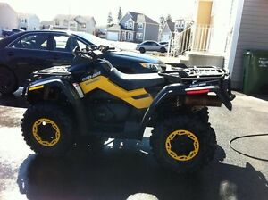 Used 2011 Can-Am Outlander 800r XT-P Max