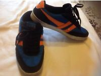 Gola men's trainers size 8 used £4