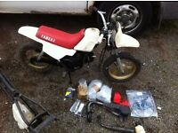 Pw50 and spares