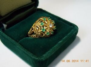 Bague Imperial Crown