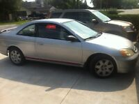 2002 Honda Civic $850