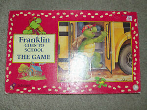 Franklin Goes to School-The Game-Educational London Ontario image 1