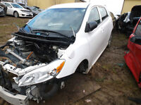 PARTING OUT ONLY 2009-2010 Toyota Matrix