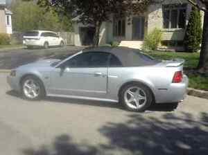 Ford Mustang GT Convertible 2002
