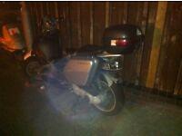 Piaggio Beverly 125cc! Cheap Repair!