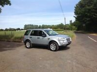 24/7 Trade sales NI Trade Prices for the public 2007 Land Rover Freelander 2.2 HSE Silver 6 Speed