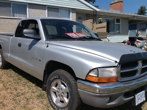 2001 Dodge Dakota Extended cab Pickup Truck