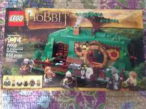 NIB LEGO Lord of The Rings and Hobbit An Unexpected Gathering