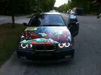 BMW 3-Series Buy Out Of Impound