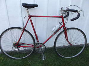 65cm Vintage Raleigh Record 12spd Racer (New Tires&Cables)