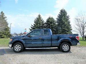 2010 Ford F-150 XTR- Super Cab.  ONE OWNER & ONLY $16 950!!