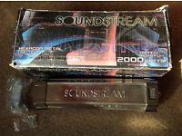 Soundstream 2.0 Farad Capacitor