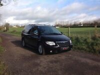24/7 Trade sales NI Trade Prices for the public 2006 Chrysler Voyager 2.8 CRD LX Auto Low miles