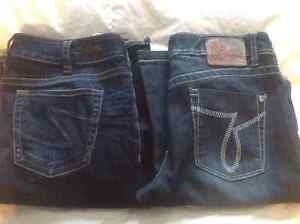 Silver and Foxx jeans