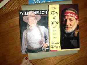 Willie Nelson collector books for sale London Ontario image 1