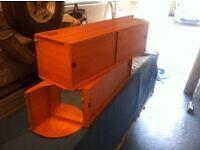 Rapido Caravan Cupboards