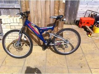 Two mountain bikes for sale BARGAIN !!!