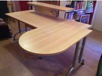 Computer table-very large-good condition
