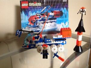 Lego Space Ice Planet (1993) Ice-Sat V #6898