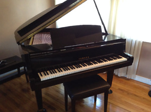 Yamaha Baby Grand Piano