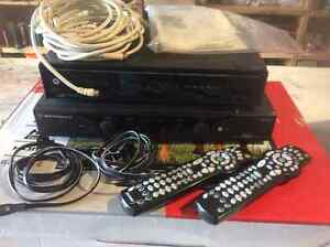 PVR and receiver for shaw cable